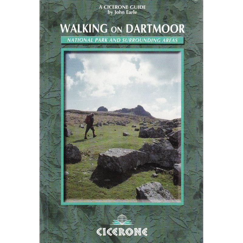 Walking on Dartmoor by Cicerone