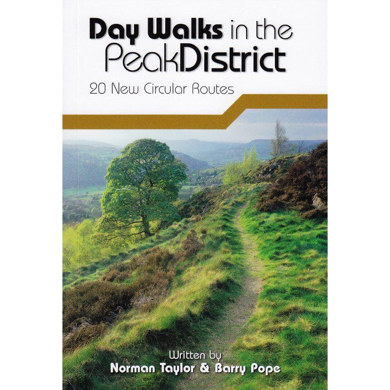 Day Walks in the Peak District: 20 new walks