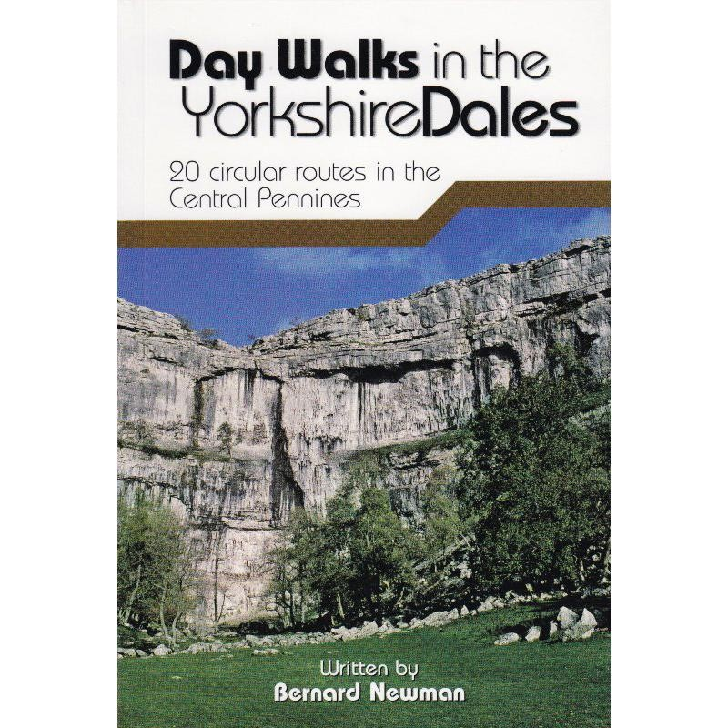 Day Walks in the Yorkshire Dales by Vertebrate Publishing