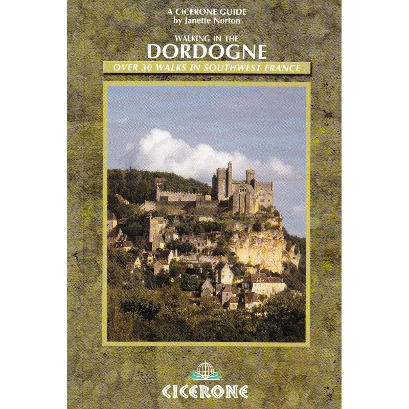 Walking in the Dordogne by Cicerone