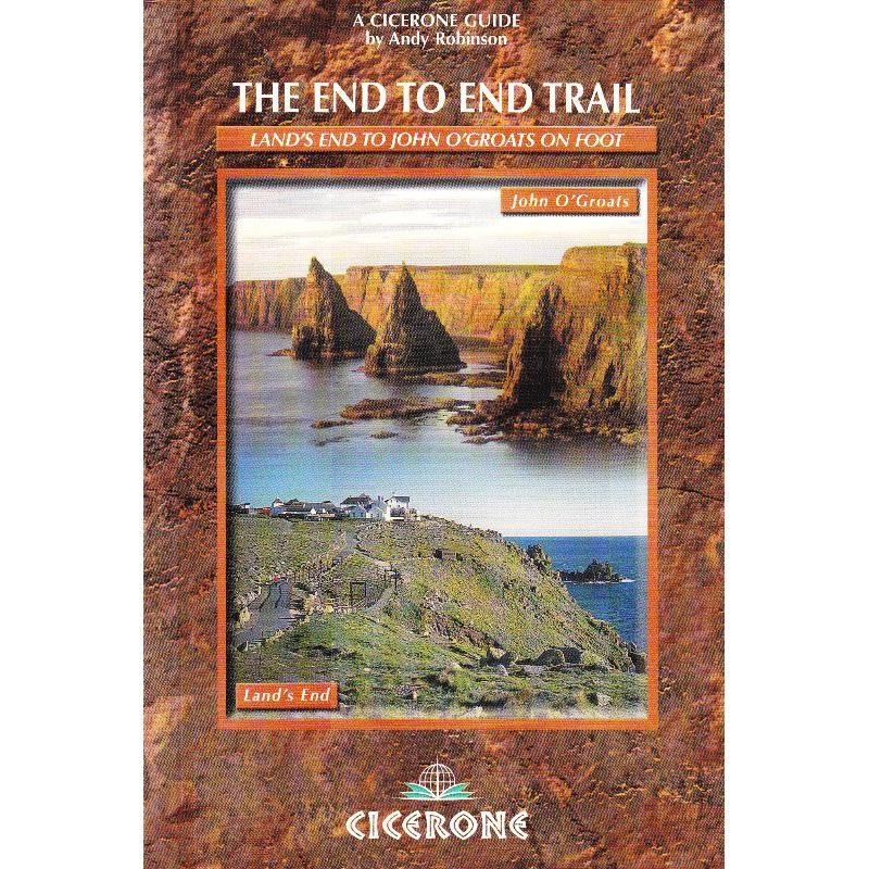 The End to End Trail by Cicerone