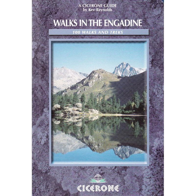 Walks in the Engadine by Cicerone
