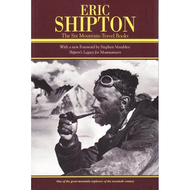 Eric Shipton Omnibus by Baton Wicks