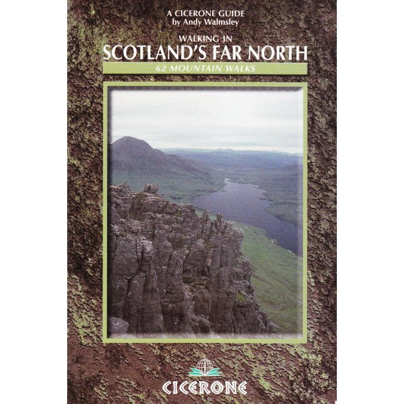 Walking in Scotlands Far North by Cicerone
