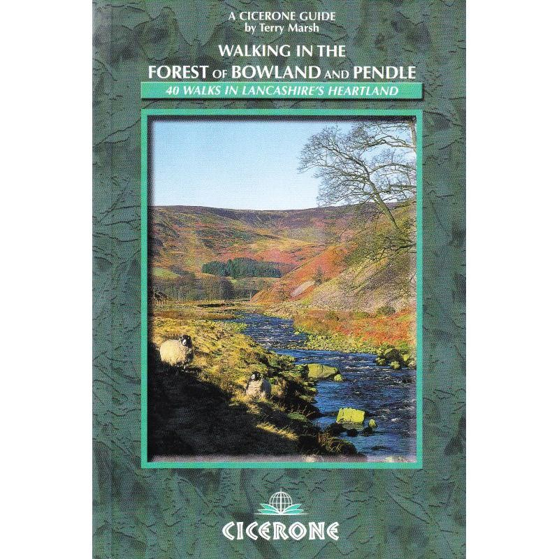 Forest of Bowland & Pendle by Cicerone