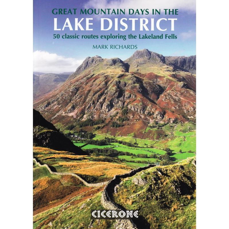 Great Mountain Days in the Lake District by Cicerone