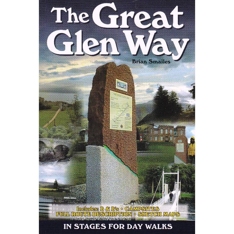 Great Glen Way by Challenge Publications