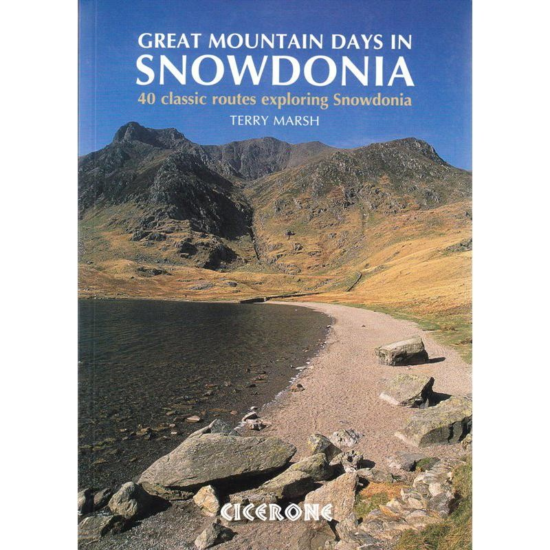 Great Mountain Days in Snowdonia by Cicerone