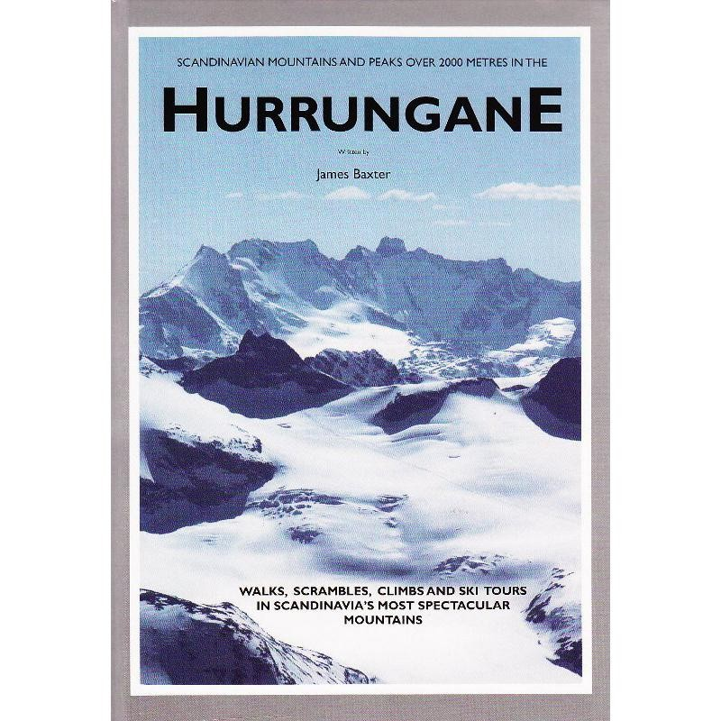 Hurrungane by Scandinavian Publishing