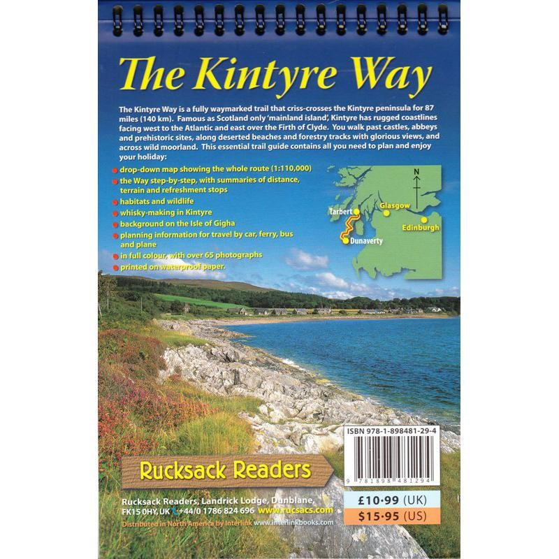 The Kintyre Way by Rucksack Readers