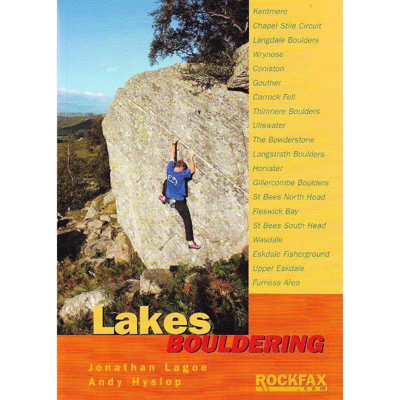 Lakes Bouldering by Rockfax