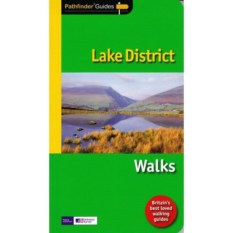 Lake District Walks by Crimson Publishing