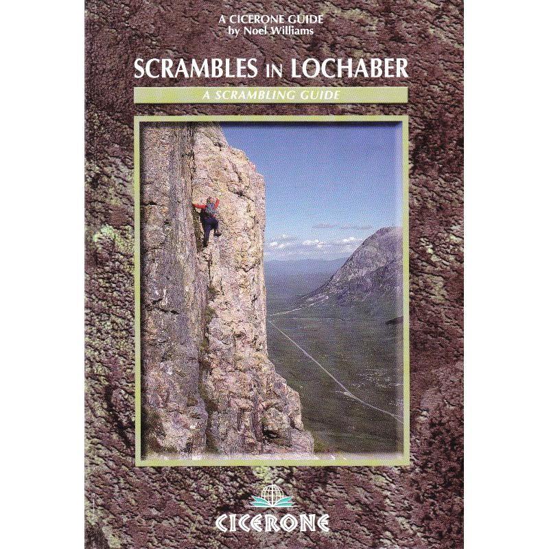 Scrambles in Lochaber by Cicerone