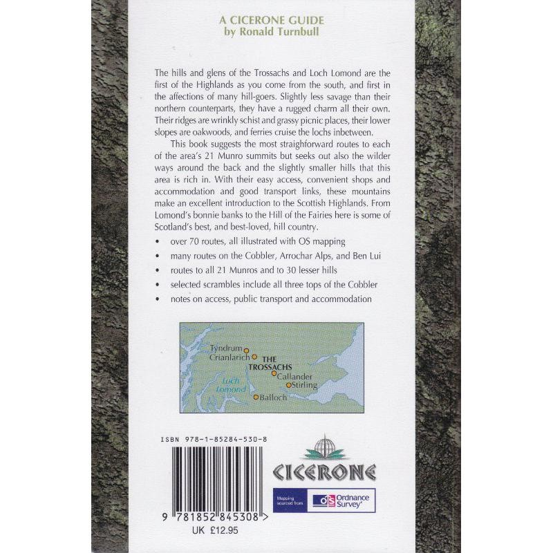 Walking Loch Lomond and the Trossachs by Cicerone