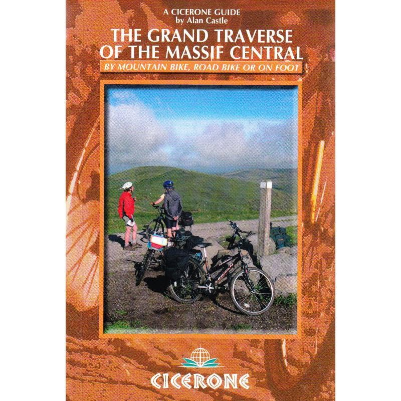 The Grand Traverse of the Massif Central by Cicerone