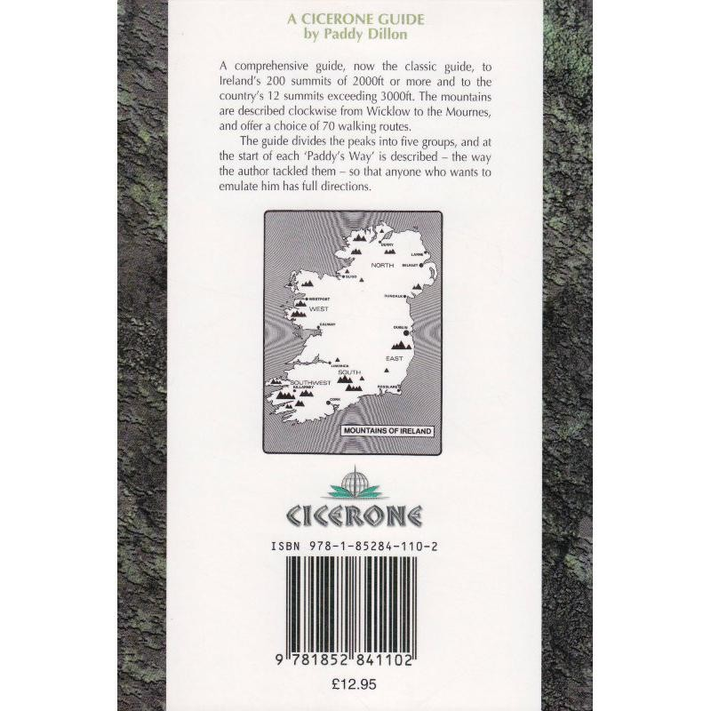 The Mountains of Ireland by Cicerone