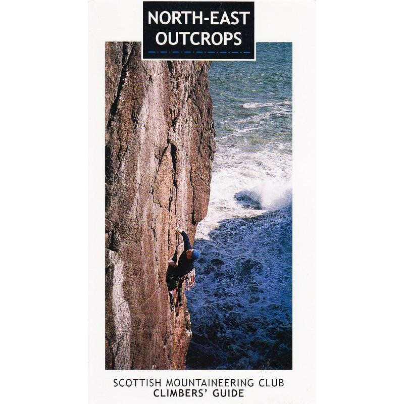 North East Outcrops by Scottish Mountaineering Trust