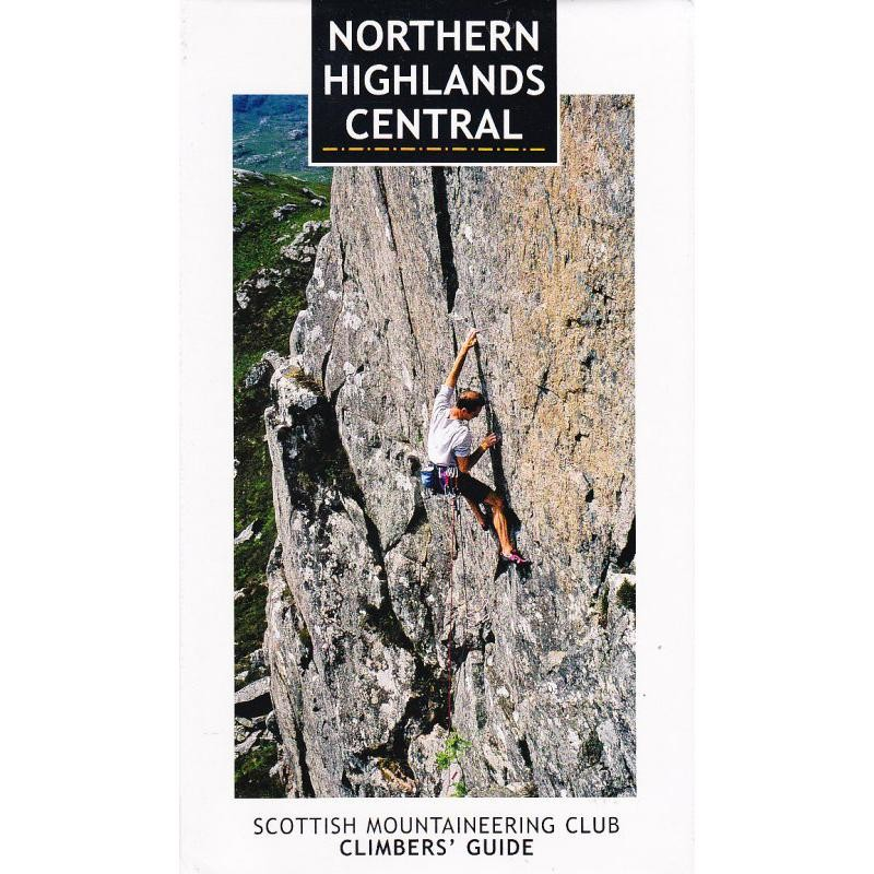 Northern Highlands Central by Scottish Mountaineering Trust