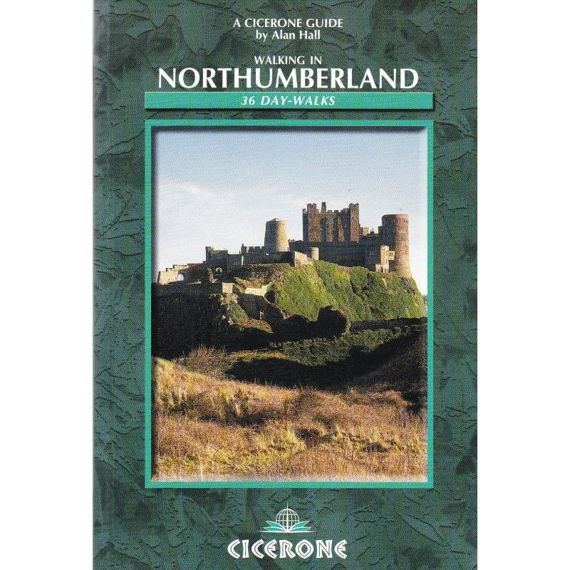 Walking in Northumberland by Cicerone