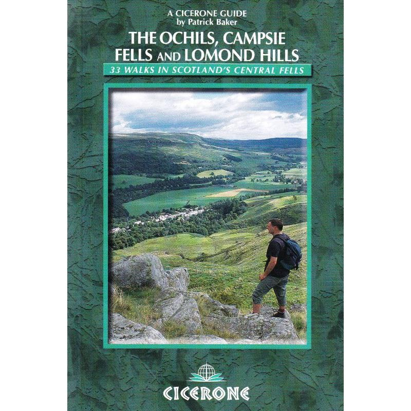 The Ochils Campsie Fells and Lomond Hills by Cicerone