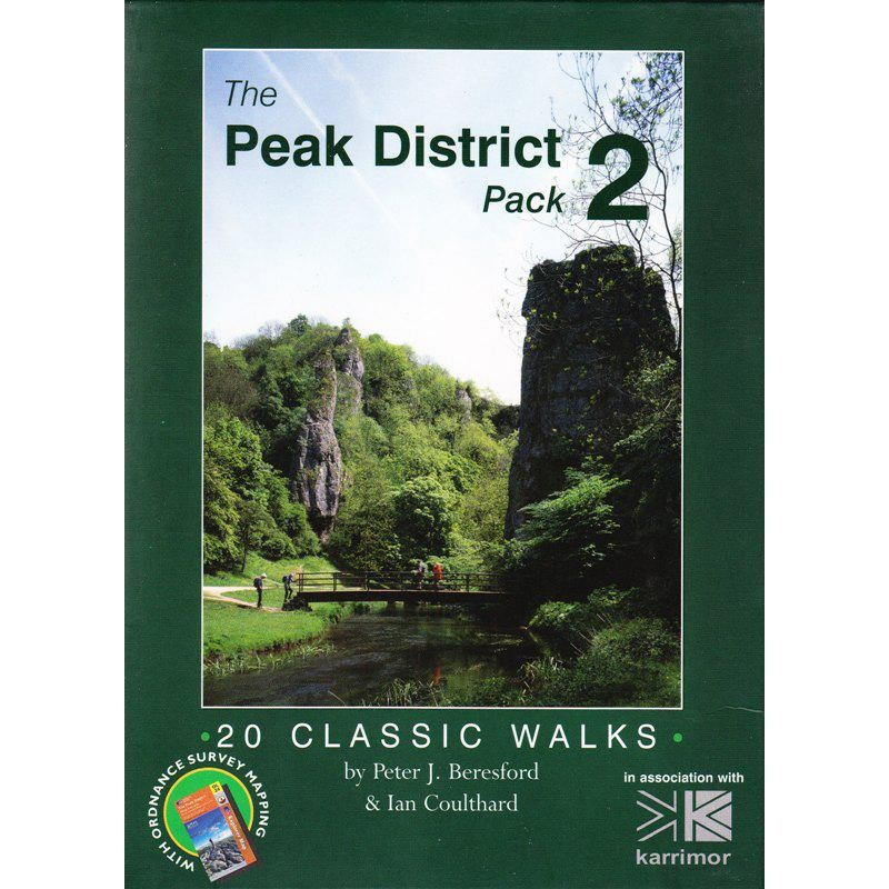 The Peak District Pack 2 by Orchard Publishing