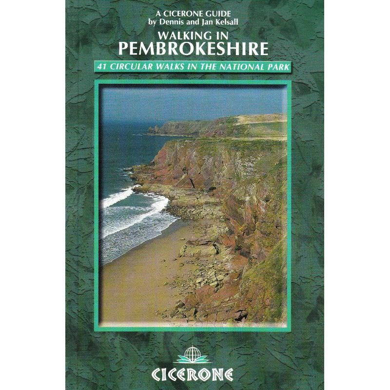 Walking in Pembrokeshire by Cicerone