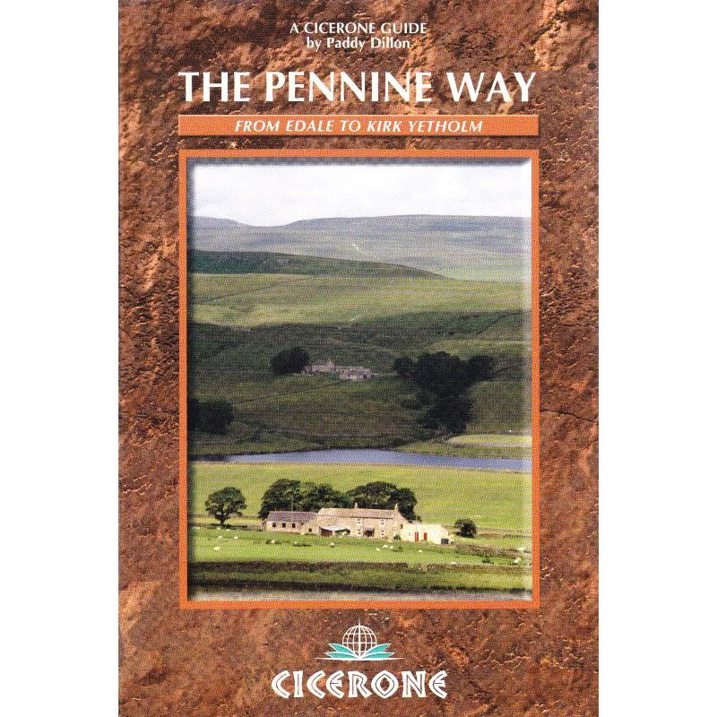 The Pennine Way by Cicerone