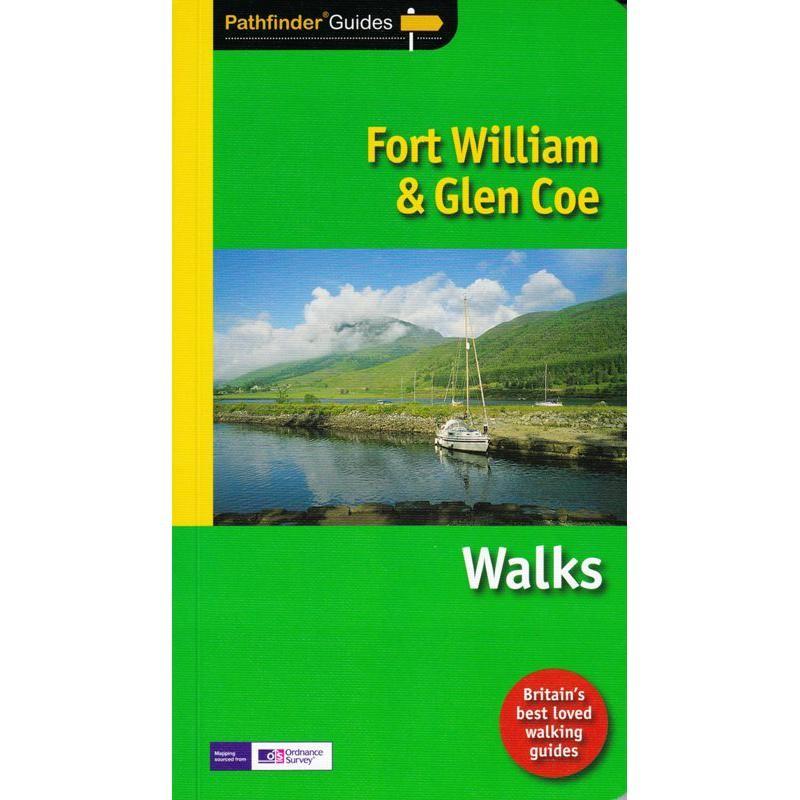 Fort William & Glen Coe: Walks by Crimson Publishing