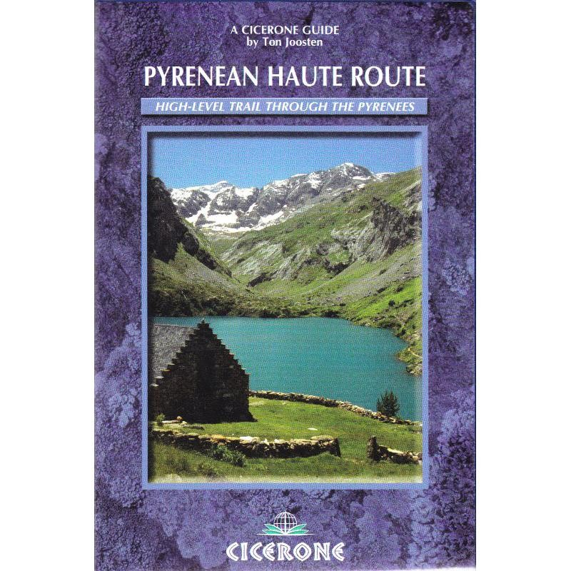 The Pyrenean Haute Route by Cicerone