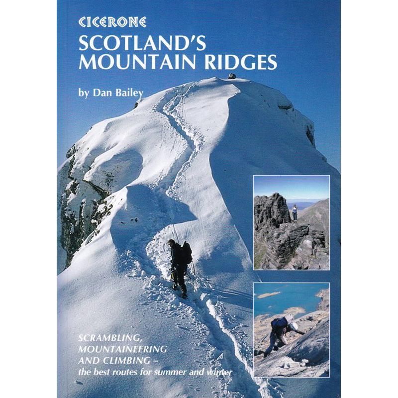 Scotlands Mountain Ridges by Cicerone