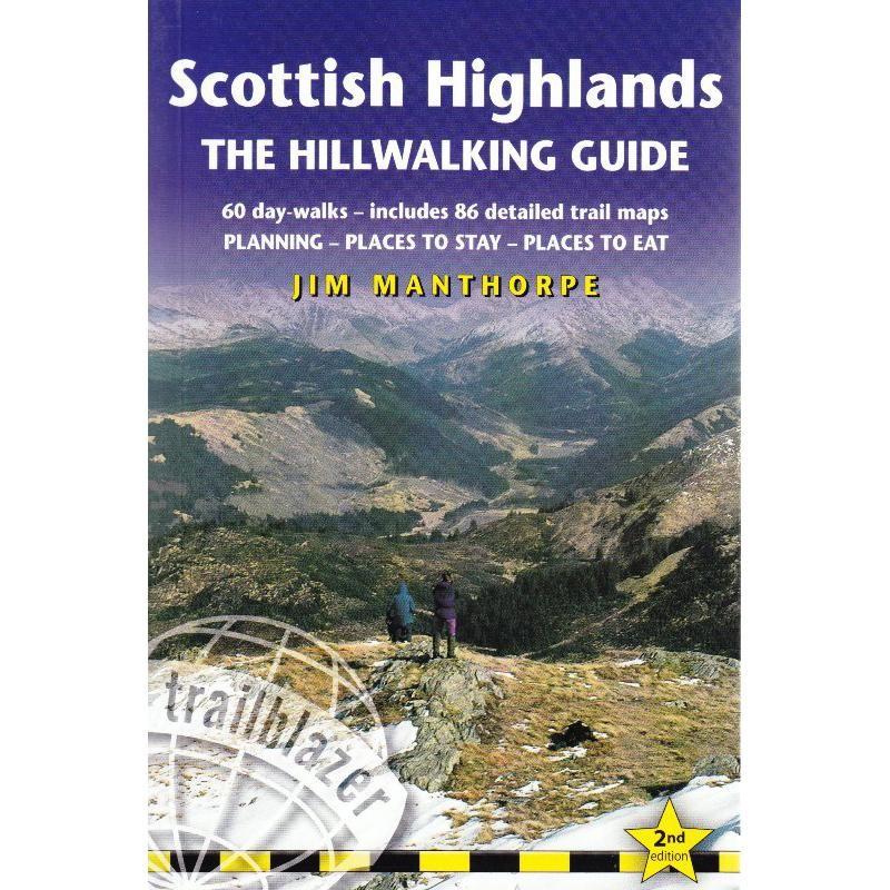 Scottish Highlands: The Hillwalking Guide