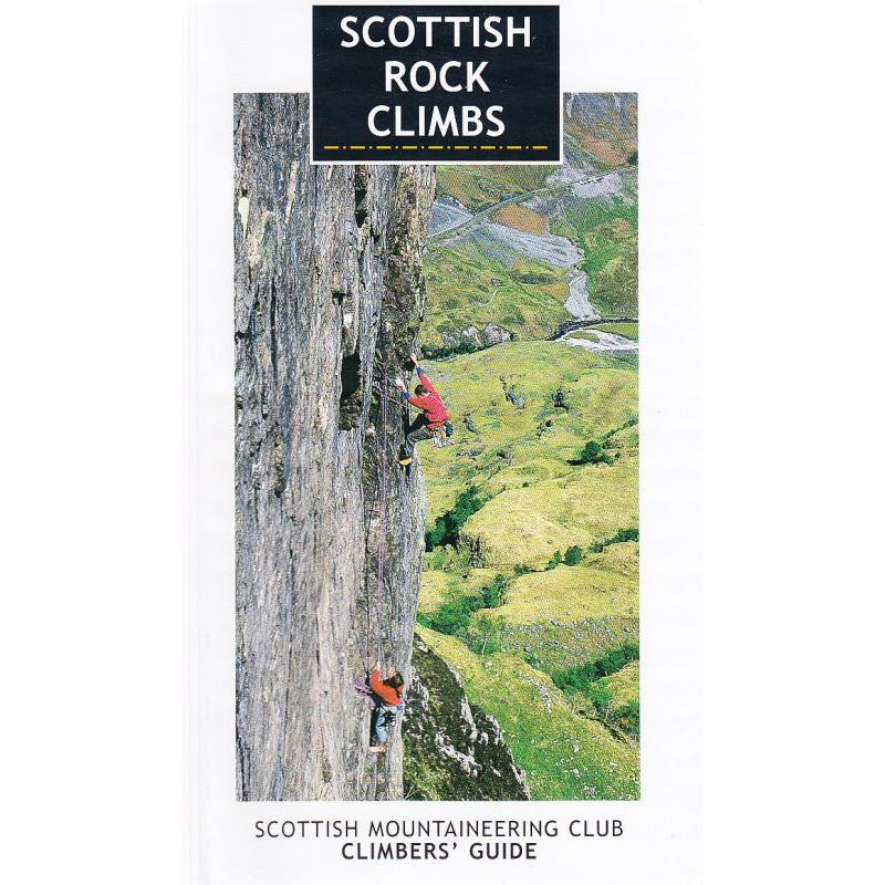 Scottish Rock Climbs by Scottish Mountaineering Trust