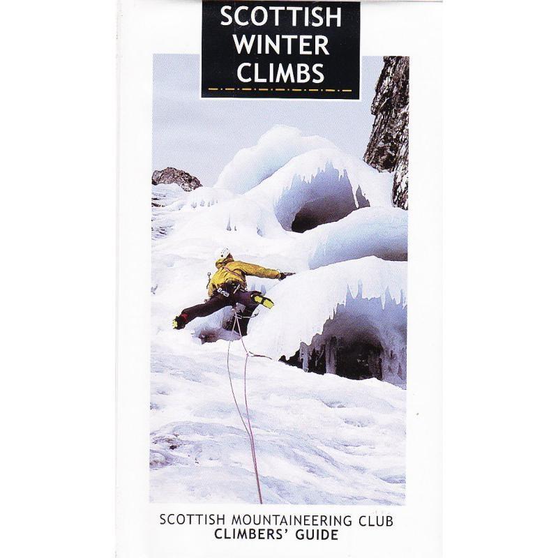Scottish Winter Climbs by Scottish Mountaineering Trust