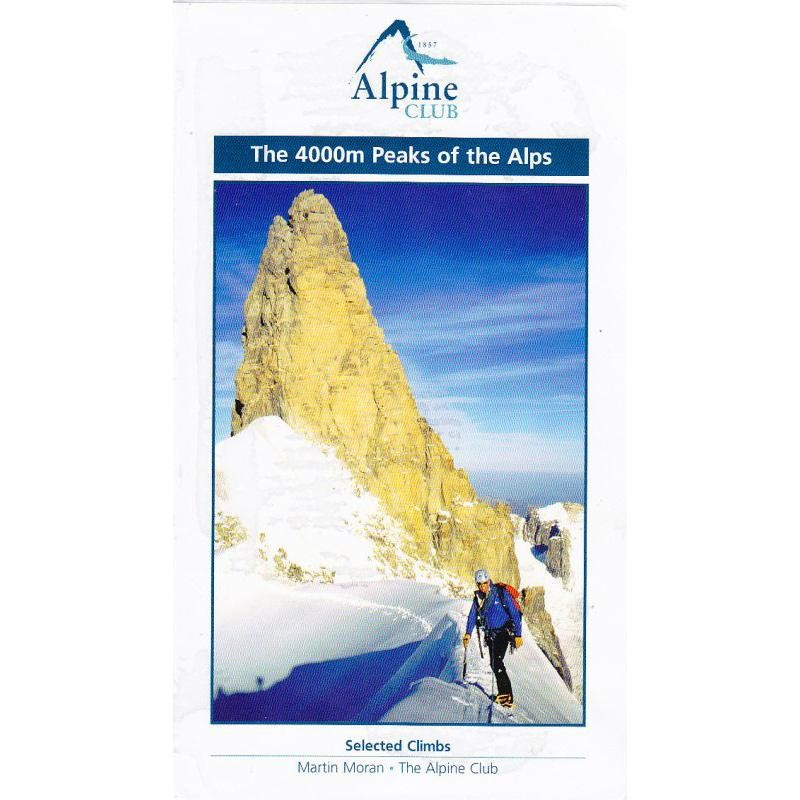 The 4000m Peaks of the Alps by The Alpine Club
