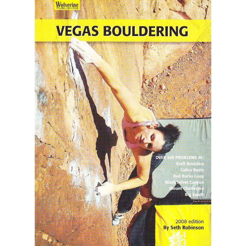 Vegas Bouldering by Wolverine Publishing