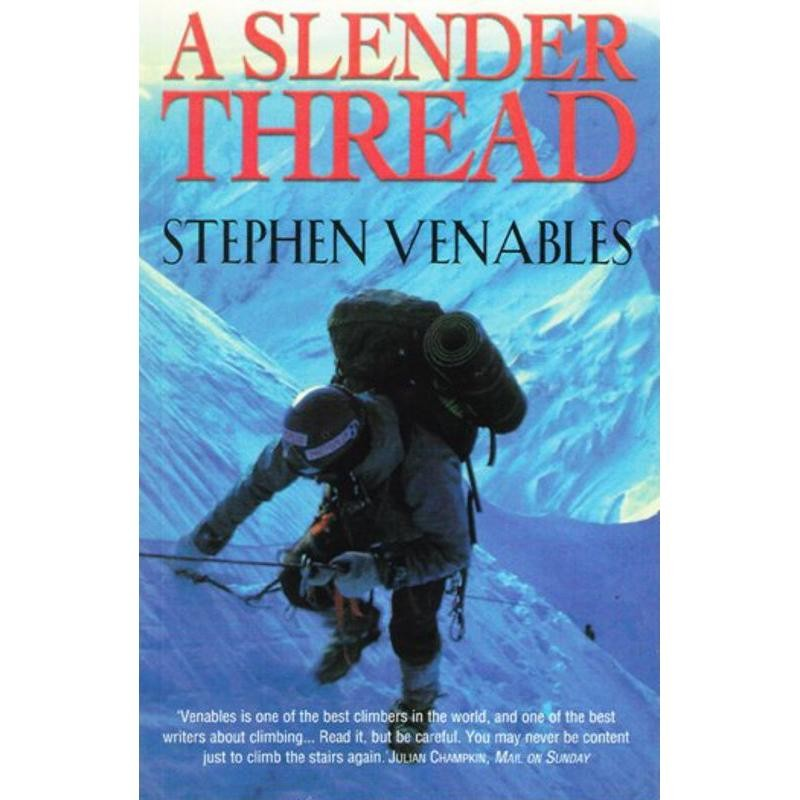 A Slender Thread by Arrow Books