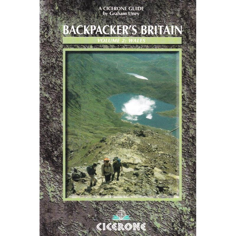 Backpackers Britain Volume 2: Wales by Cicerone