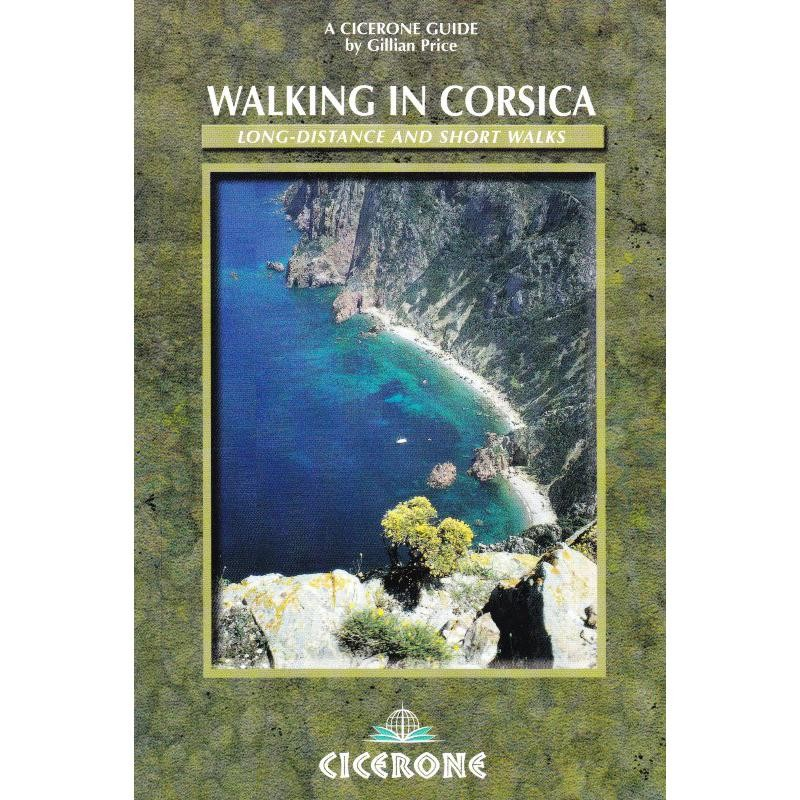 Walking on Corsica by Cicerone