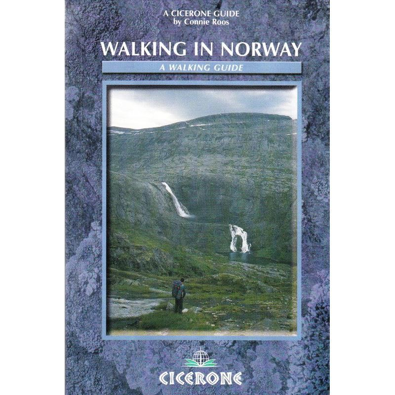 Walking in Norway by Cicerone