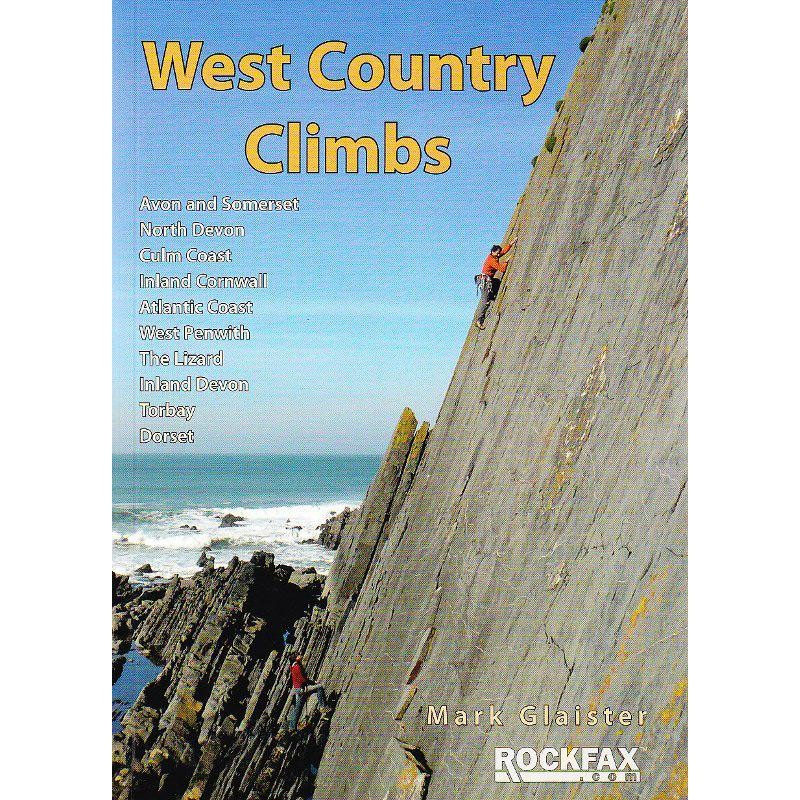 West Country Climbs by Rockfax