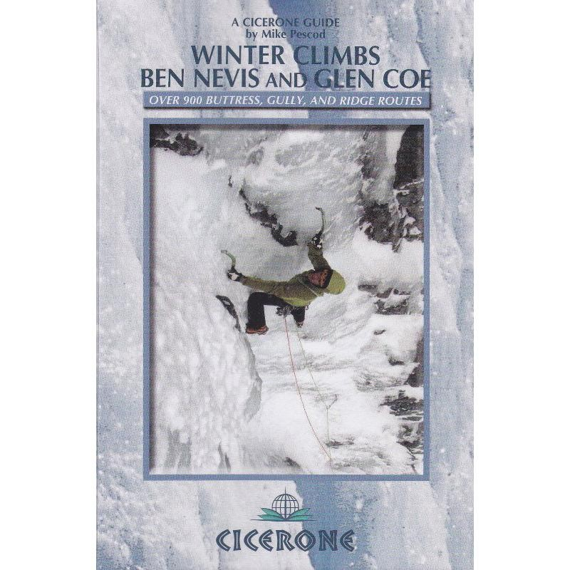 Winter Climbs Ben Nevis and Glen Coe by Cicerone