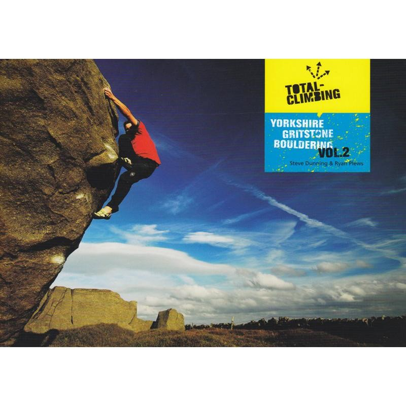 Yorkshire Gritstone Bouldering Volume 2 by Total-Climbing