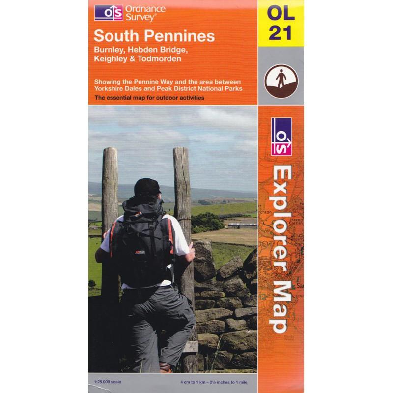 OL21 South Pennines