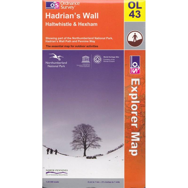 OL43 Hadrians Wall