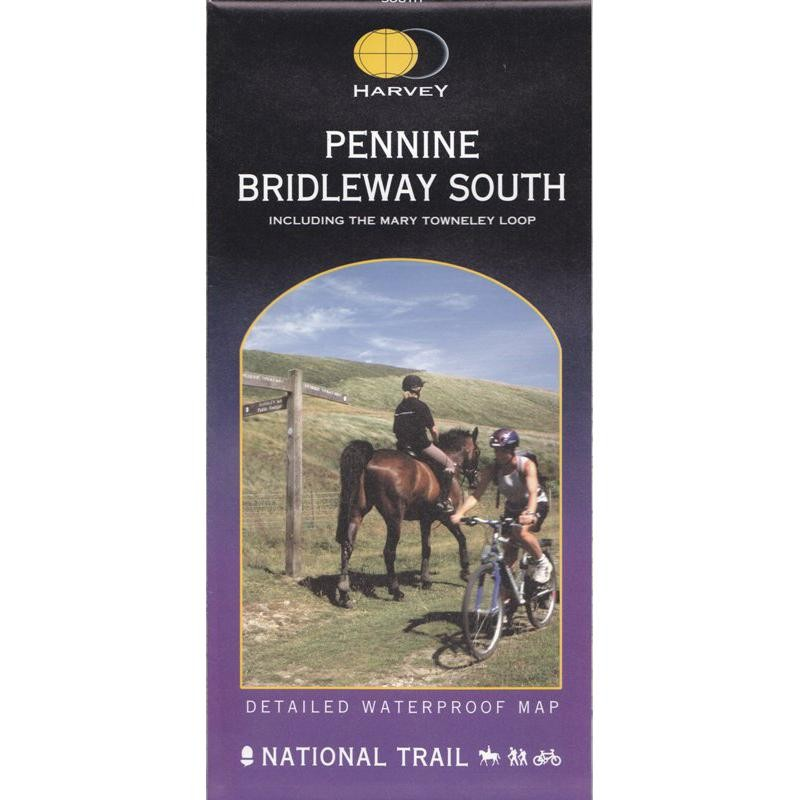 Pennine Bridleway South by Harvey