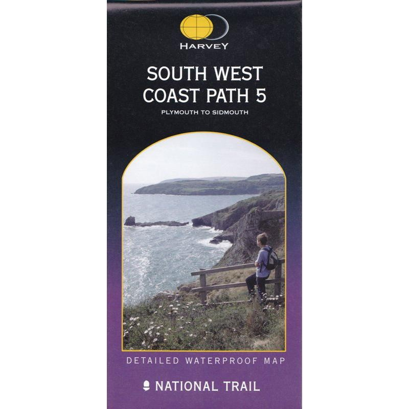South West Coast Path 5 by Harvey