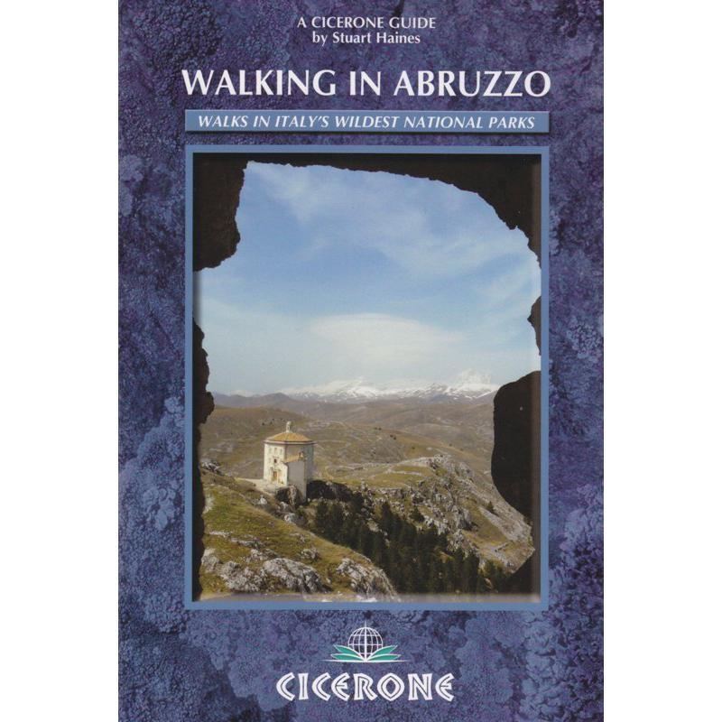 Walking in Abruzzo by Cicerone
