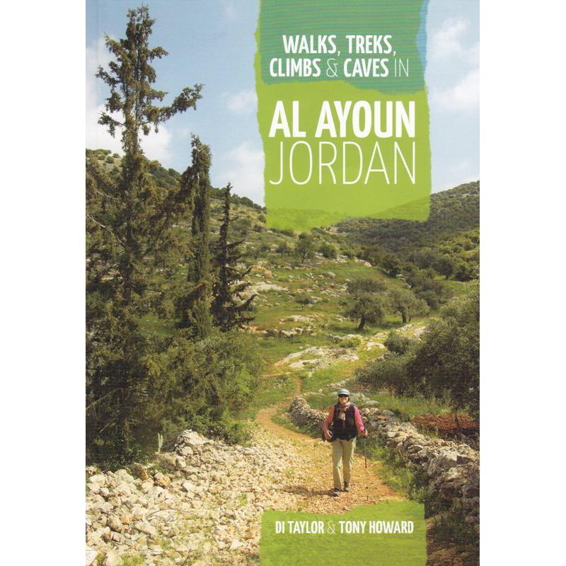 Al Ayoun Jordan by Vertebrate Publishing