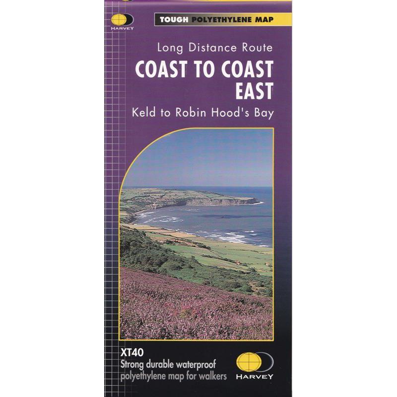 Coast to Coast East: Keld to Robin Hoods Bay by Harvey