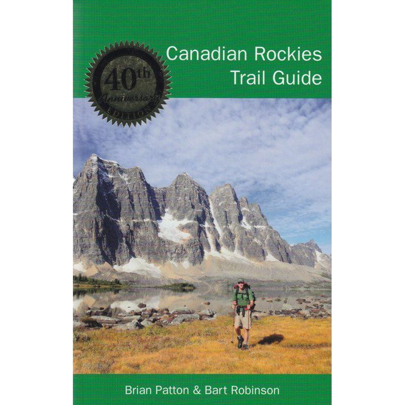 Canadian Rockies Trail Guide by Summerthought Publishing